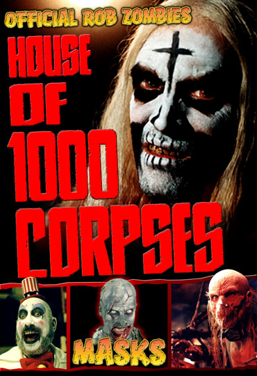 House of 1000 Corpses Masks